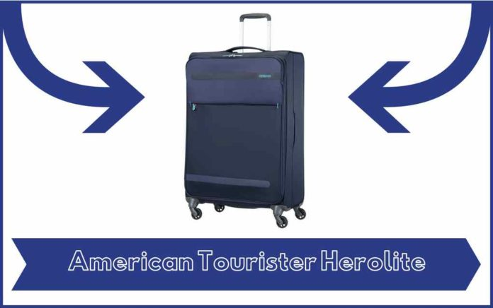 Valise American Tourister Herolite - Avis - Test - Prix