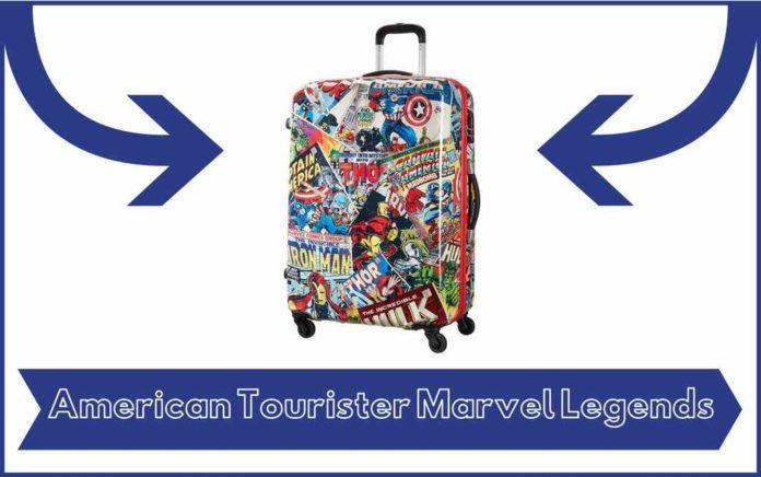 Valise American Tourister Marvel Legends - Avis - Test - Prix