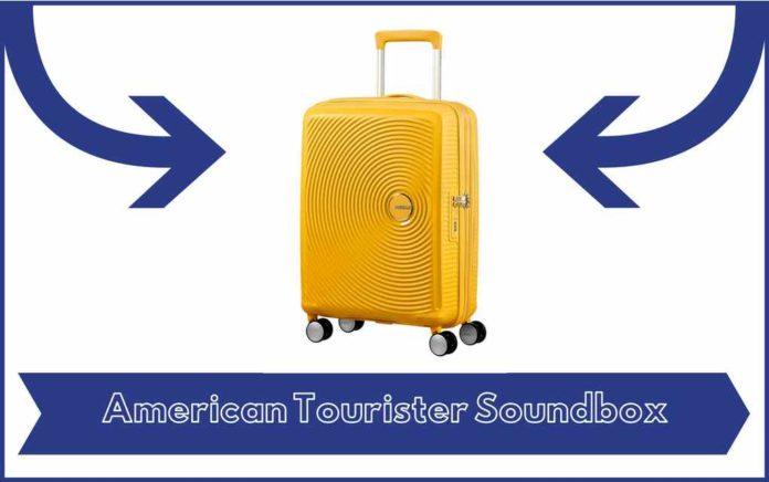 Valise American Tourister Soundbox - Avis - Test - Prix