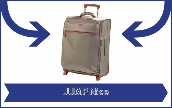 Valise Jump Nice - Avis - Test - Prix