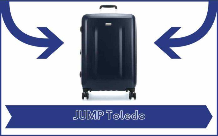 Valise Jump Toledo - Avis - Test - Prix