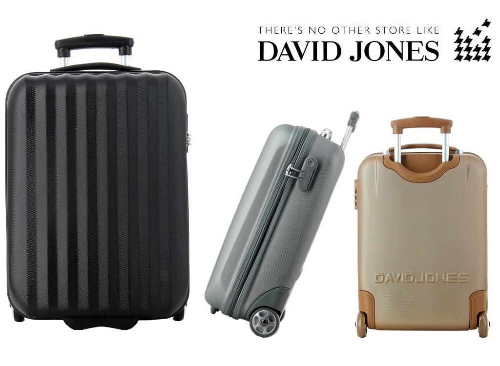acheter valise david jones au meilleur prix