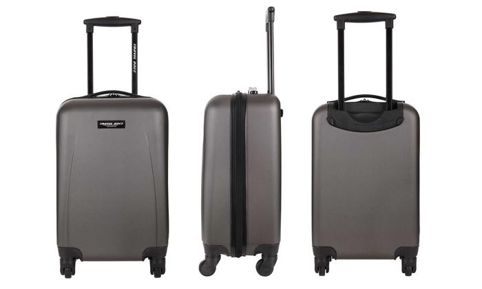 avantages valises 4 roues