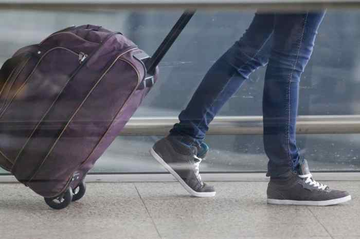 avis valise souple
