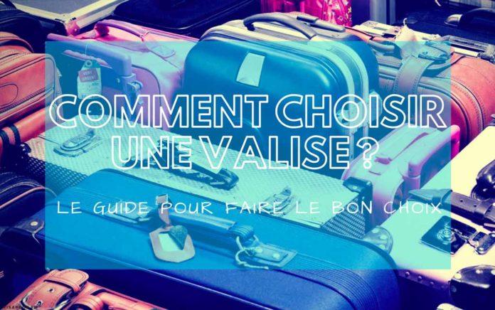 guide d'achat valise comparatif