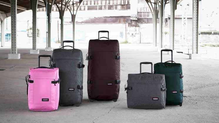 les avis sur les valises eastpak