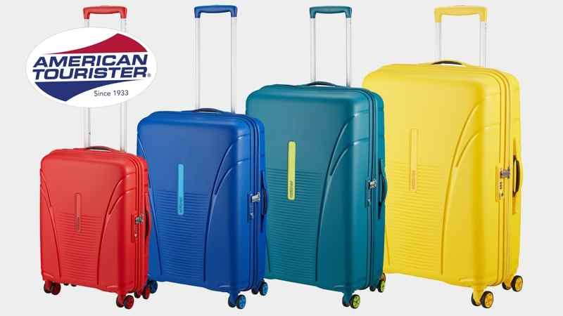 les meilleures valises american tourister