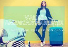 meilleure valise american tourister comparatif