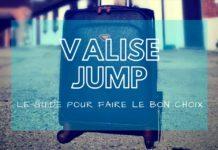meilleure valise jump comparatif