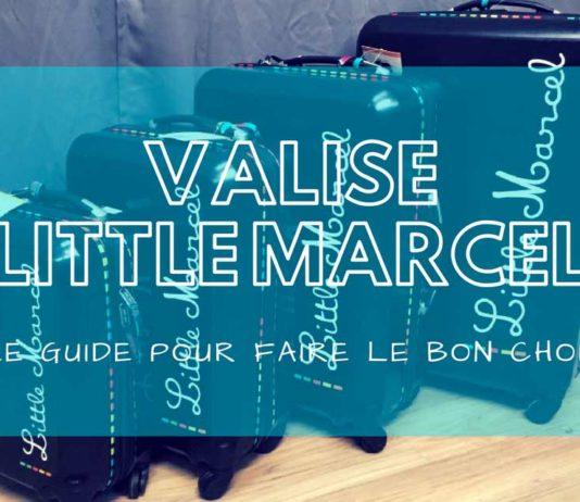 meilleure valise little marcel comparatif