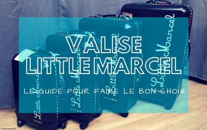 fec85facda ▷ Valise Little Marcel : Guide d'achat , Comparatif et TOP 2019 !