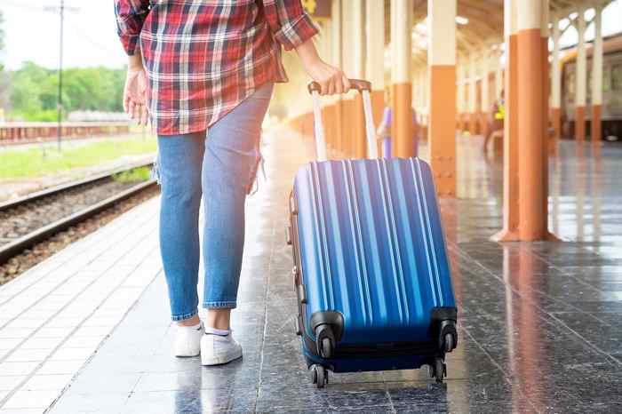 meilleure valise rigide