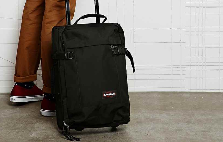 test des valises eastpak