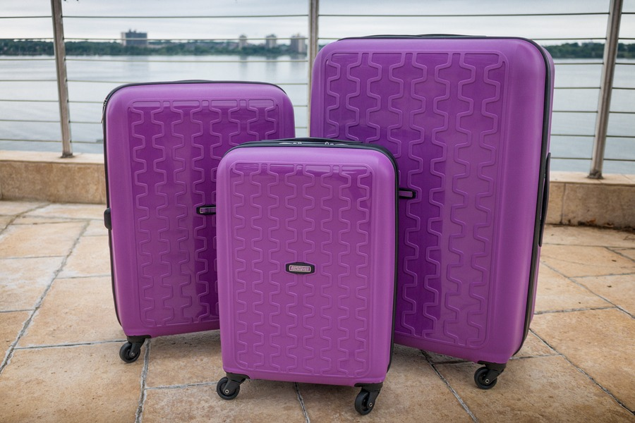 valise femme american tourister
