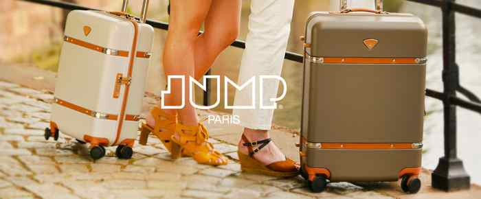 valise jump pas cher