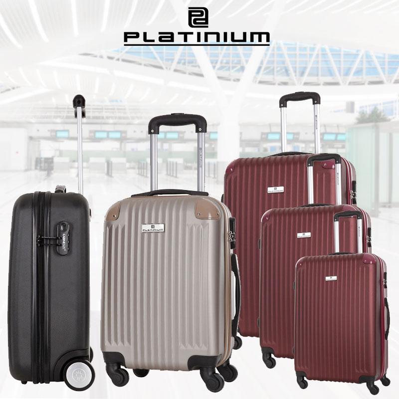 valise platinium pas cher