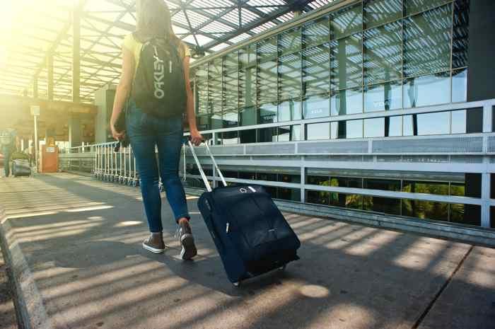 valise souple pas cher