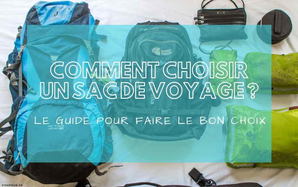 Modèle Un Sac Comment Voyage Quel Choisir De Et htrCsQd
